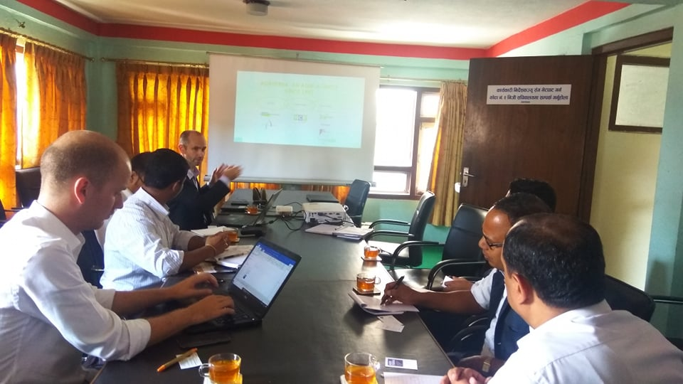 """NEPAL COOPERATIVE DEVELOPMENT PARTNERSHIP PROGRAM (NCDPP)"", AGRITERRA"