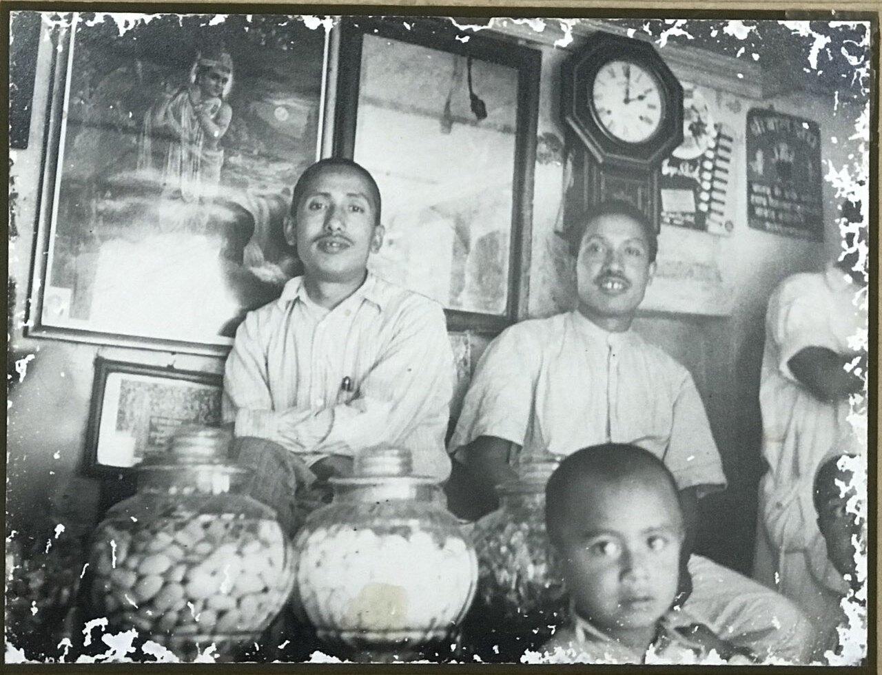 Kathmandu's first cups of tea